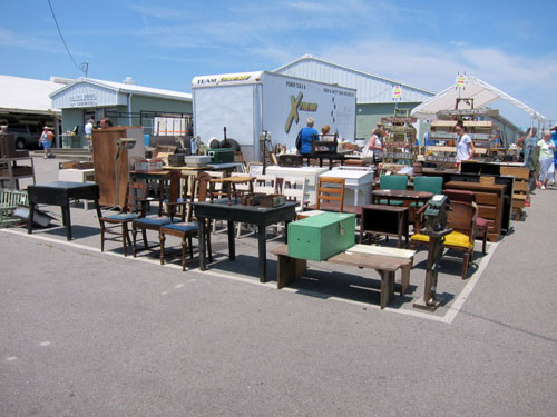 The Fairgrounds Nashville  Nashville Flea Market